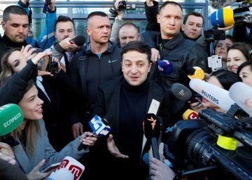 Ucrania: bienvenidos a la política espectáculo