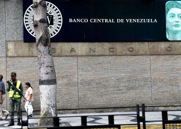 Estados Unidos sanciona al Banco Central de Venezuela