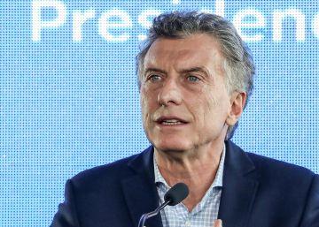Macri anuncia un plan de control de precios para aliviar la crisis de su Gobierno