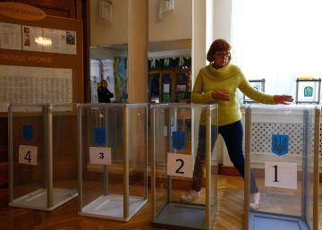 Ucrania vuelca el descontento en las urnas