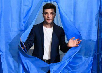 Ucrania elige presidente entre un cómico y un veterano oligarca