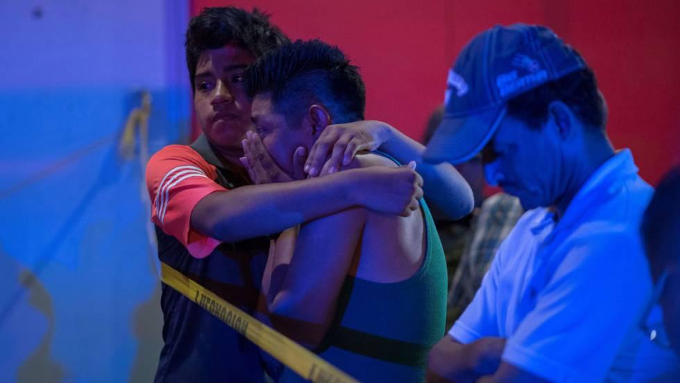 Resultado de imagen para Ataque a un bar en el sur de México deja al menos 26 fallecidos