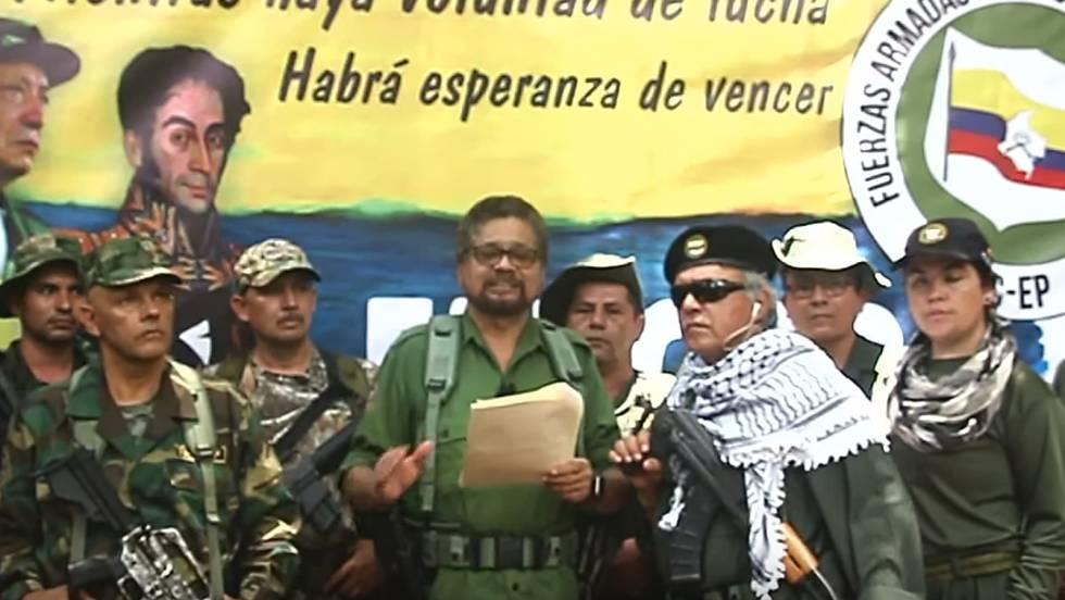 El Disidente De Las Farc Iván Márquez Anuncia Que Retoma Las