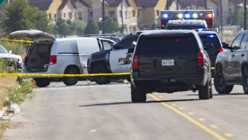 Resultado de imagen para Al menos siete muertos y 21 heridos en otro tiroteo múltiple en Texas.