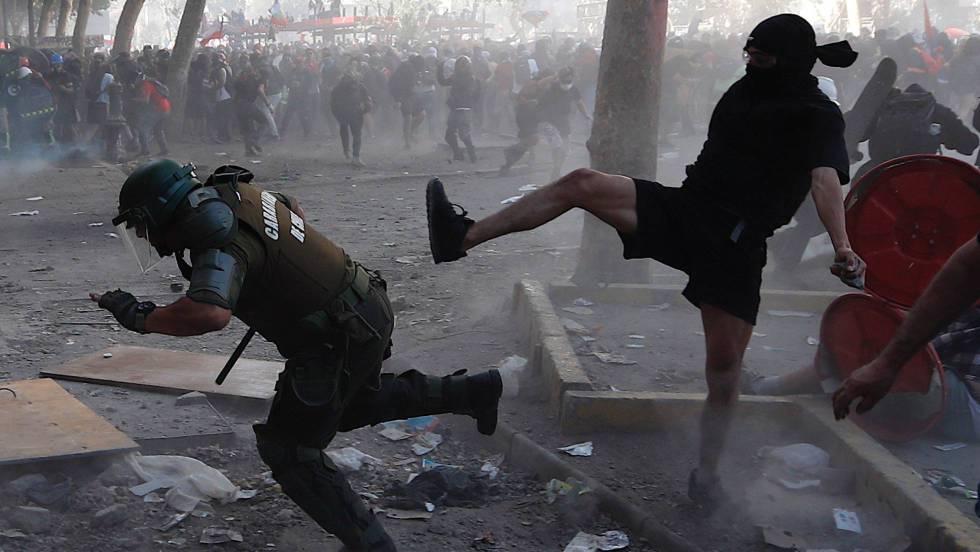 Chile negocia contra reloj una salida a la crisis | Internacional ...