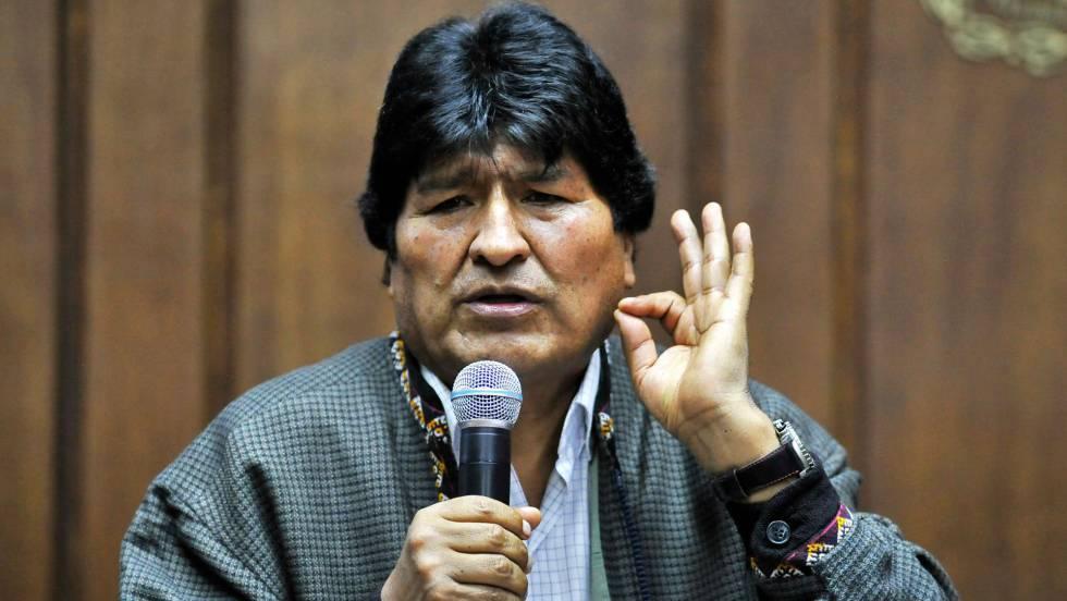 Evo Morales advierte que quieren impedirle acceso a cargos públicos