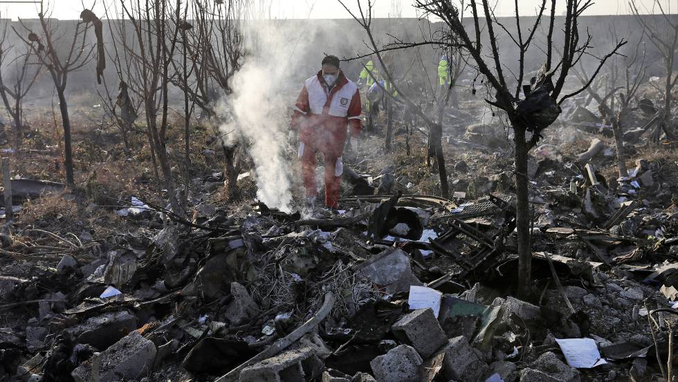 Resultado de imagen para iran avion ucraniano
