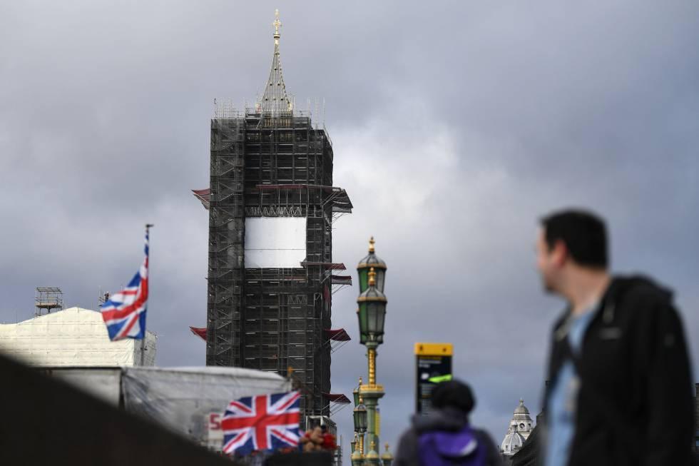 El Big Ben La última Víctima Del Brexit Internacional El País