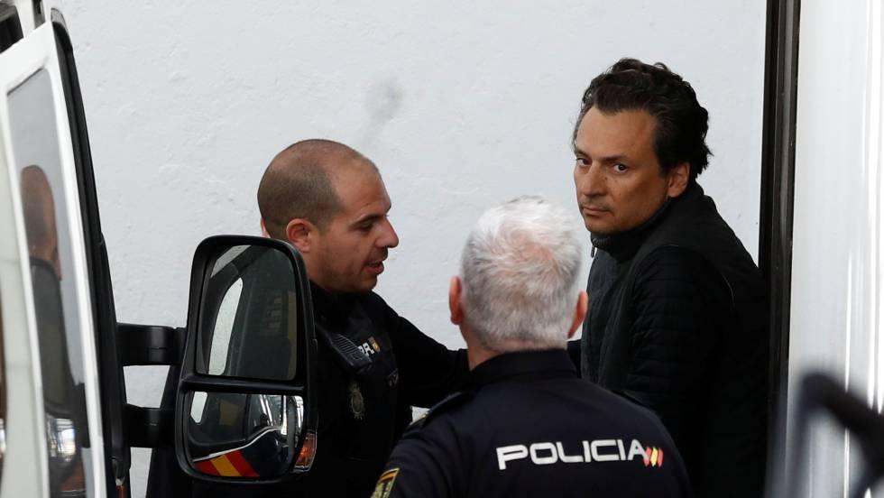 Emilio Lozoya: El exdirector de Pemex llevaba documentación falsa ...