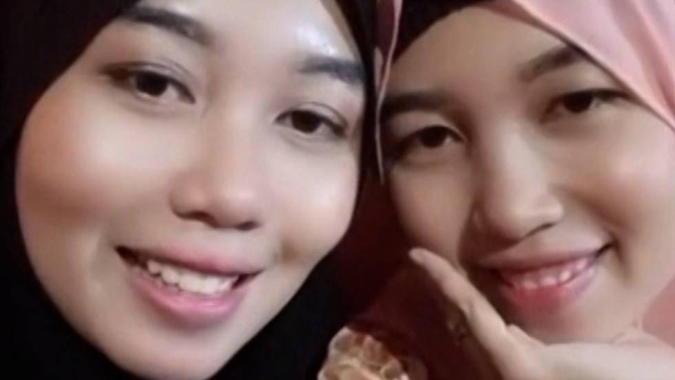 TikTok reúne a dos gemelas indonesias 24 años después de que las separasen  | Blog Mundo Global | EL PAÍS