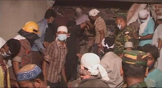 10e0a63c079bd 243 muertos en el siniestro en una fábrica textil de Bangladesh ...