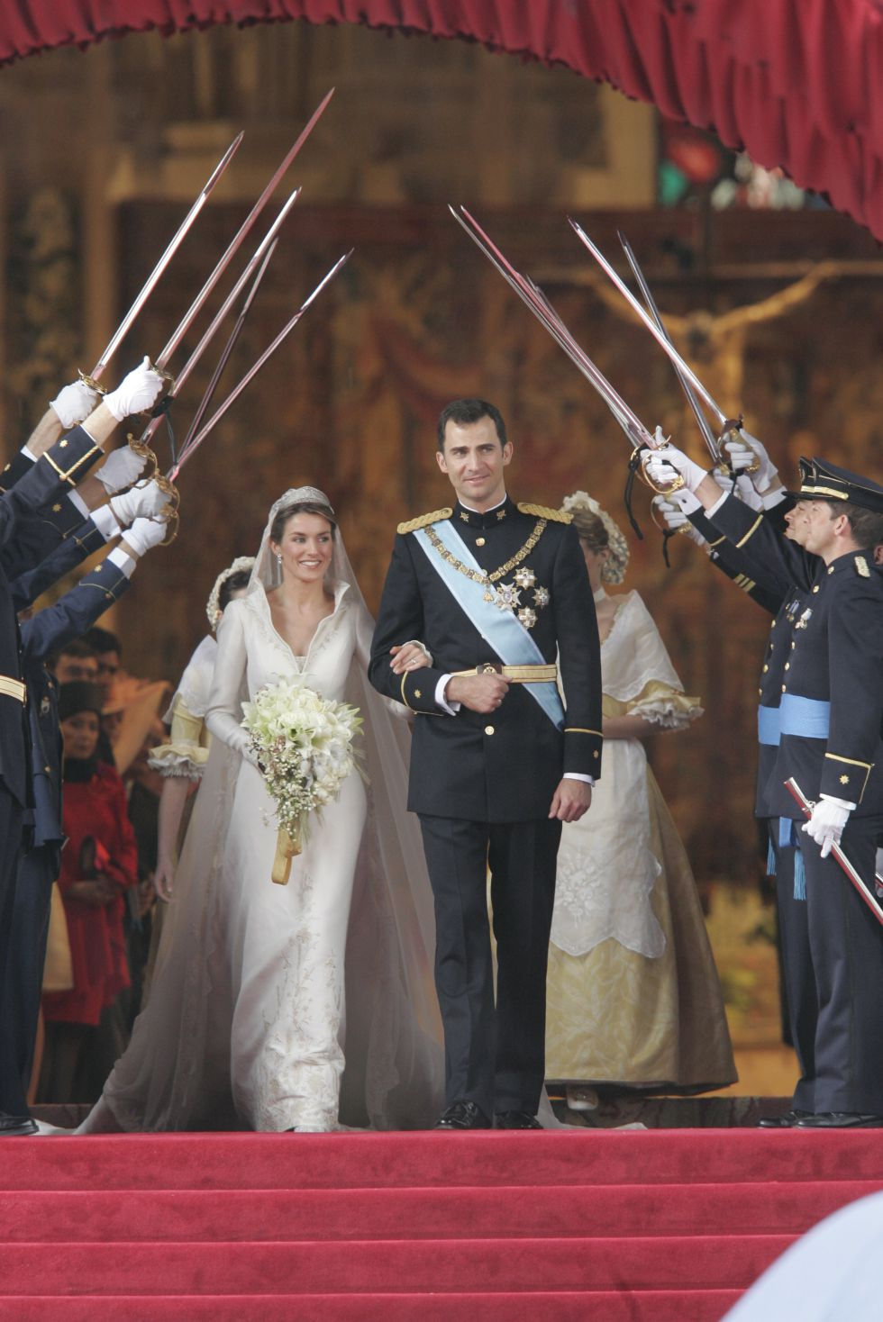EPS: How Spain\'s Princess Letizia took on her royal challenge | In ...