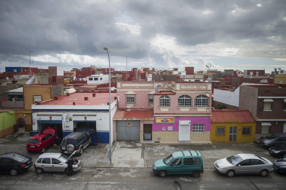 30 mafias dan trabajo en La Línea | España | EL PAÍS