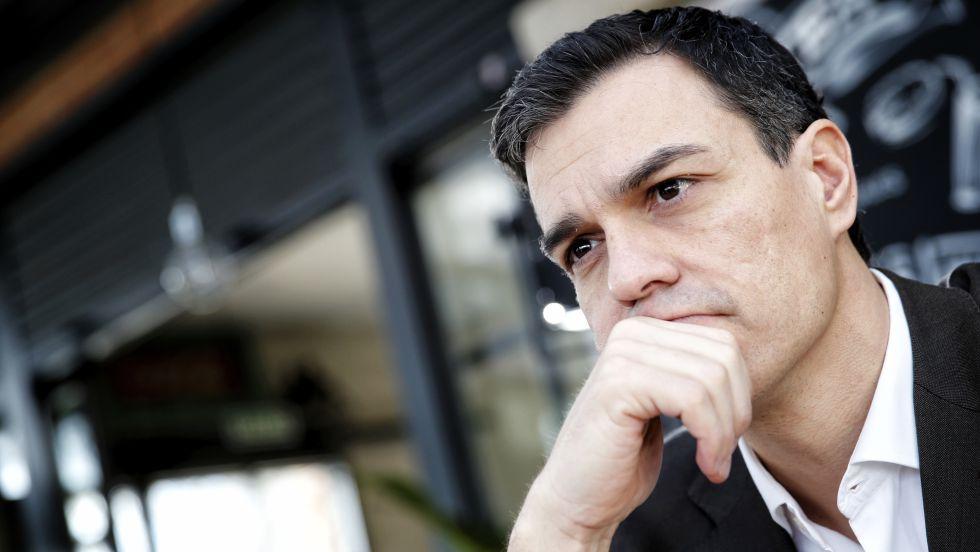 [PSOE] Pedro Sánchez aboga por el diálogo  1457182965_096691_1457277353_noticia_fotograma