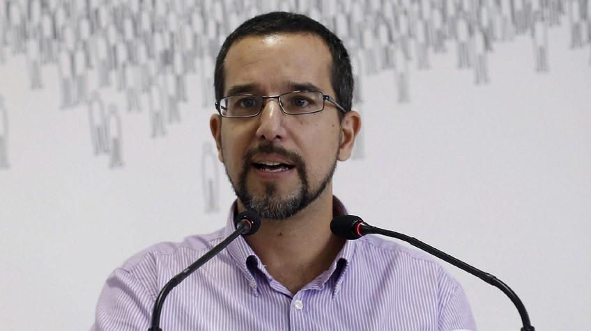 Crisis Podemos: Sergio Pascual, el fontanero de Podemos al que ahogó ...