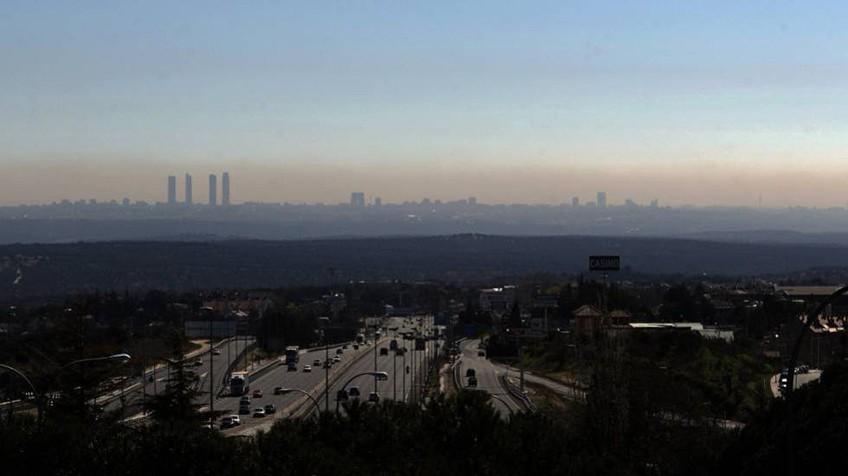 Madrid levanta las restricciones de tráfico por la polución a partir de  esta noche 38769b92a89