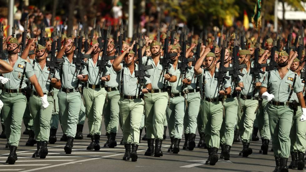 La Legión declara la guerra sin cuartel a la obesidad  e2de4bd9e1c