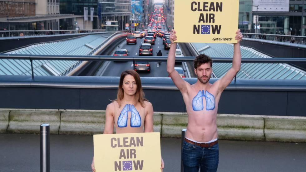 Bruselas da un ultimátum a España para que concrete sus planes contra la  contaminación del aire  f711dcc3618