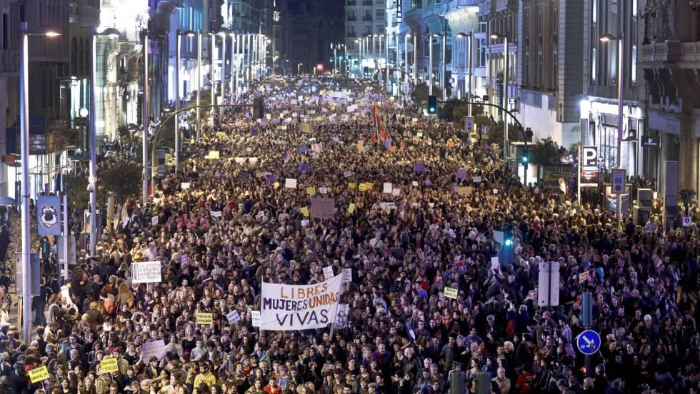 Día de la Mujer: El 82% de los españoles cree que hay motivos para ...