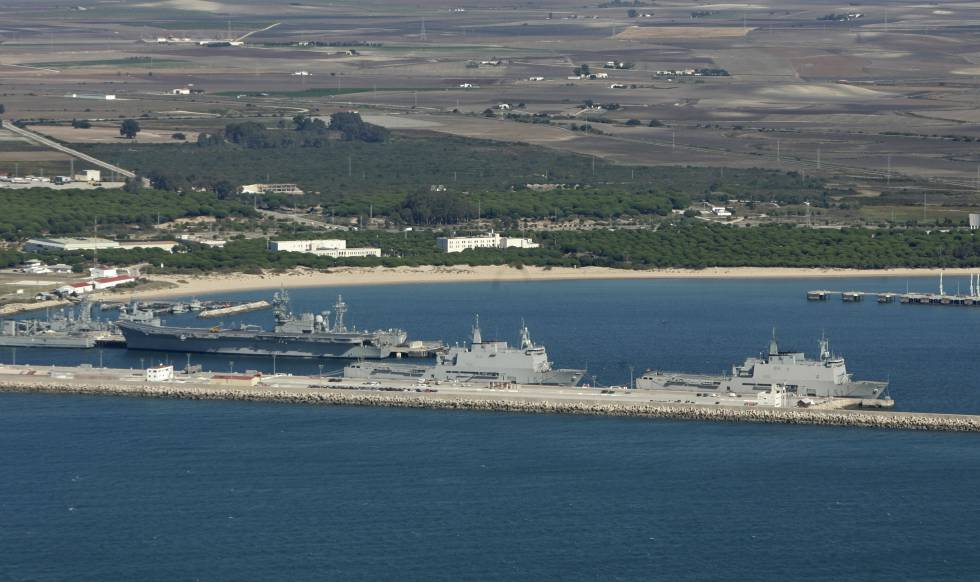 spanish military after brexit spain s rota base will be new