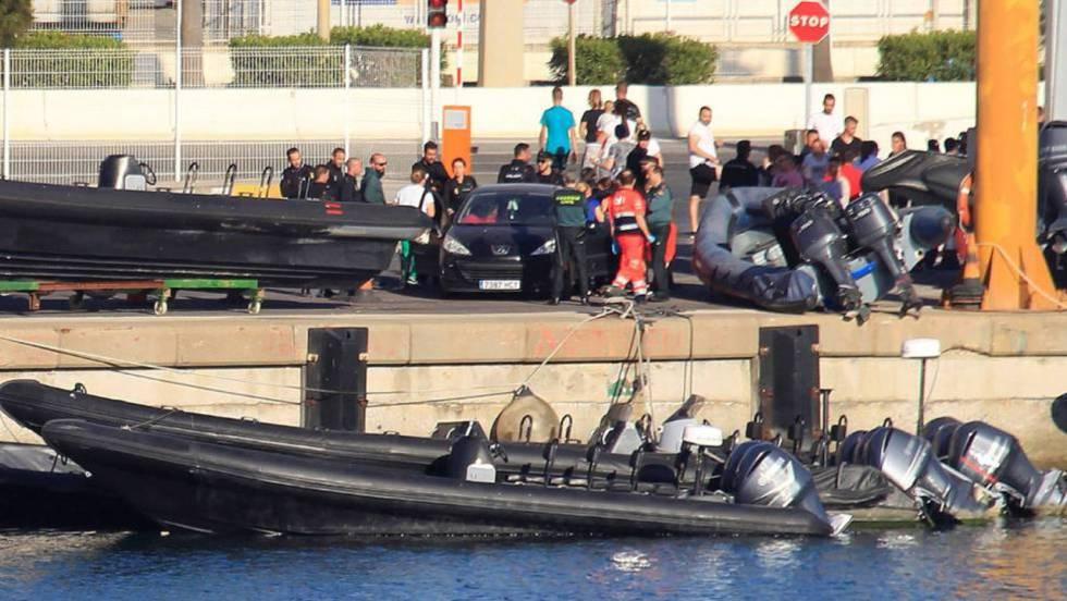 El piloto que arrolló al menor en Algeciras tiene antecedentes por ...