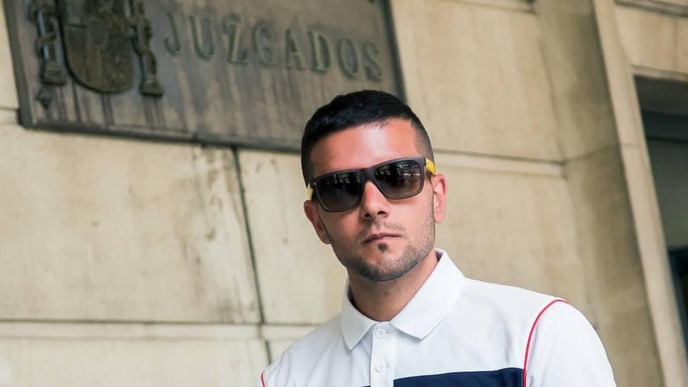 116927b8cd El juez envía a prisión al miembro de La Manada Ángel Boza tras un intento  de robo y agresión   España   EL PAÍS