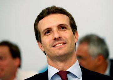 La fiscalía se opone a que el Supremo investigue a Pablo Casado por su máster