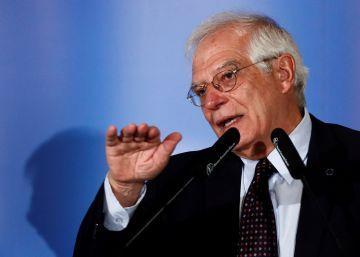 """Borrell: """"El reconocimiento del Estado palestino está sobre la mesa"""""""