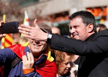 El salto de Valls a Barcelona intriga y desconcierta en Francia