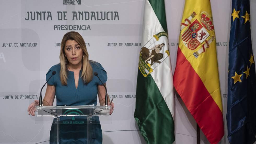 e82eed6401 Díaz convoca elecciones para evitar el desgaste del PSOE y la inestabilidad
