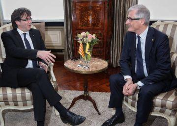 Flandes ordena la vuelta a Bélgica del delegado diplomático castigado por España