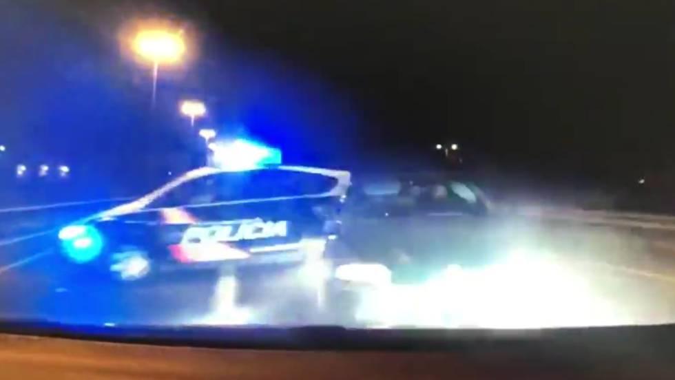 ed957ab6f Tiroteo  Espectacular persecución en Valencia tras el intento de atraco a  una tienda de Louis Vuitton