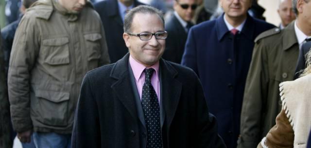 Francisco José Alcaraz, antiguo presidente de la AVT, será el primer senador de Vox