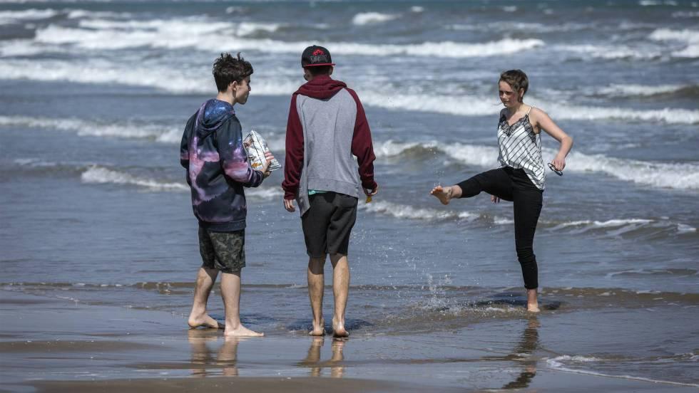 90fec2d69f El tiempo en Semana Santa: fin de semana caluroso y casi sin lluvia |  España | EL PAÍS