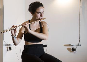 Concierto para flauta y fisioterapeuta