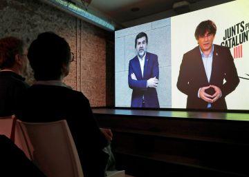 PP y Ciudadanos impugnan a Puigdemont para las elecciones europeas