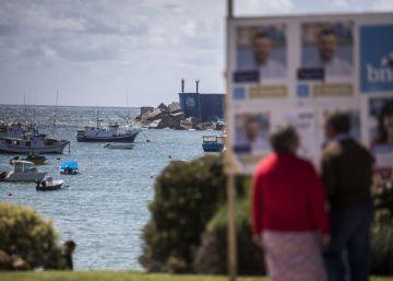 10.000 votos naufragados en el mar