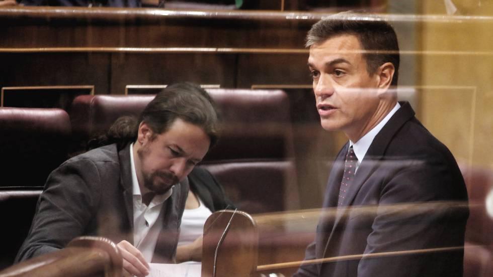 PSOE y Unidas Podemos: Nunca hubo septiembre para Sánchez e ...