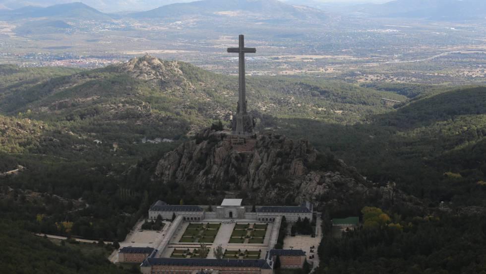 Valle de los Caídos: El disparate arquitectónico que protegió un paisaje  idílico | España | EL PAÍS