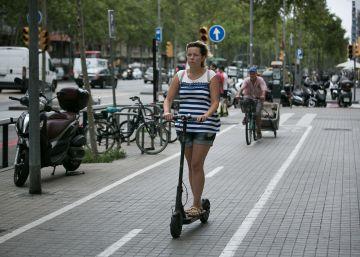El patinete reclama su sitio en las ciudades