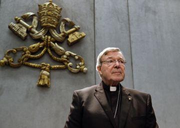 El cardenal Pell, miembro de la cúpula del Vaticano, condenado por pederastia