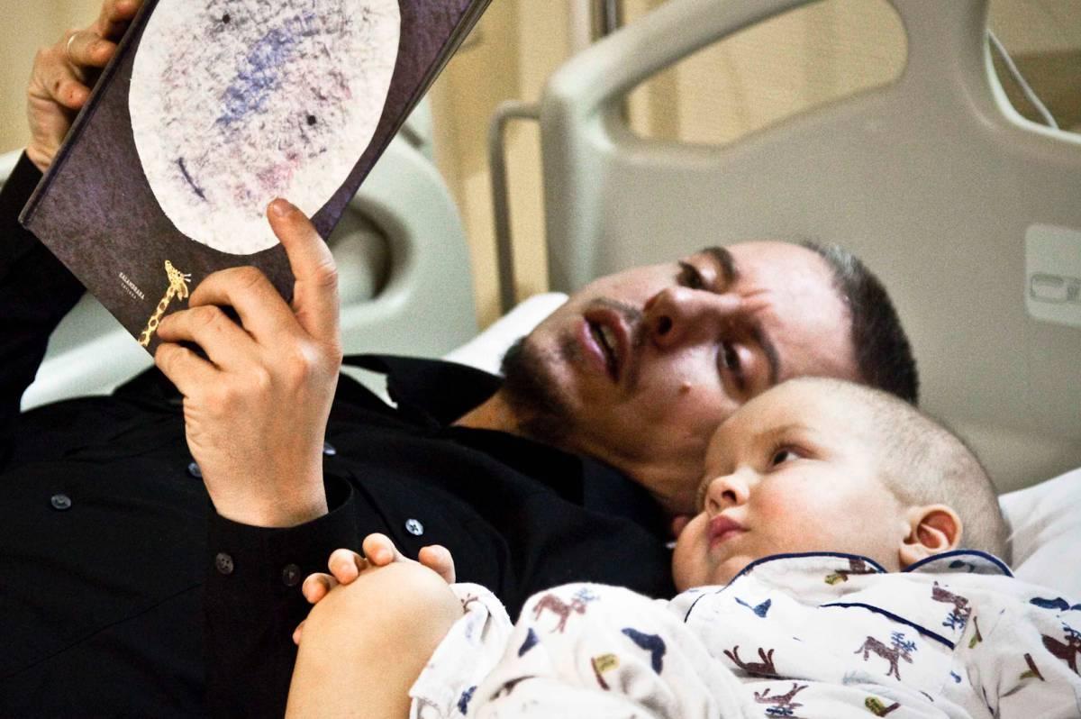 Como se puede curar la leucemia en ninos