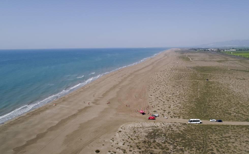 Por Unas Playas Libres De Residuos Sociedad El País