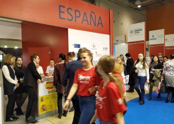 La universidad española se abre al gran mercado ruso