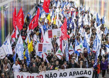 Los maestros ahogan al Gobierno de Portugal tras lograr el milagro educativo