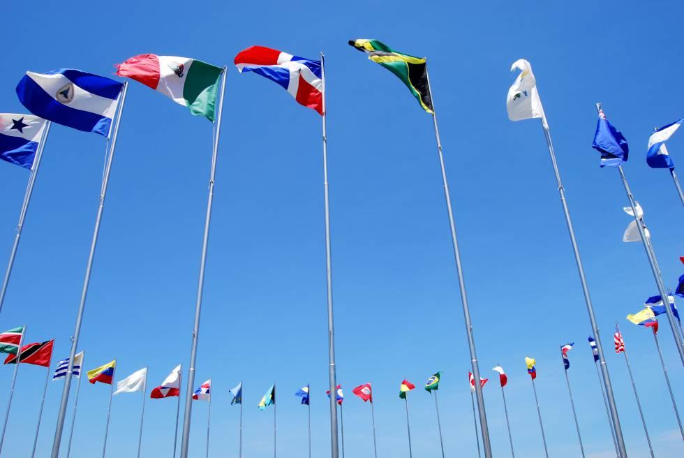 La Fiesta De La Independencia De América Latina Se Vive En Todos Lados Sociedad El País