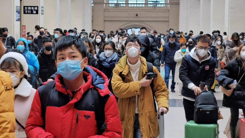 Resultado de imagen para contaminacion wuhan