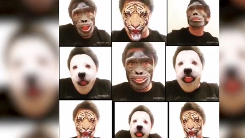 MSQRD: Cambiar tu rostro por el de Di Caprio es posible con esta ...