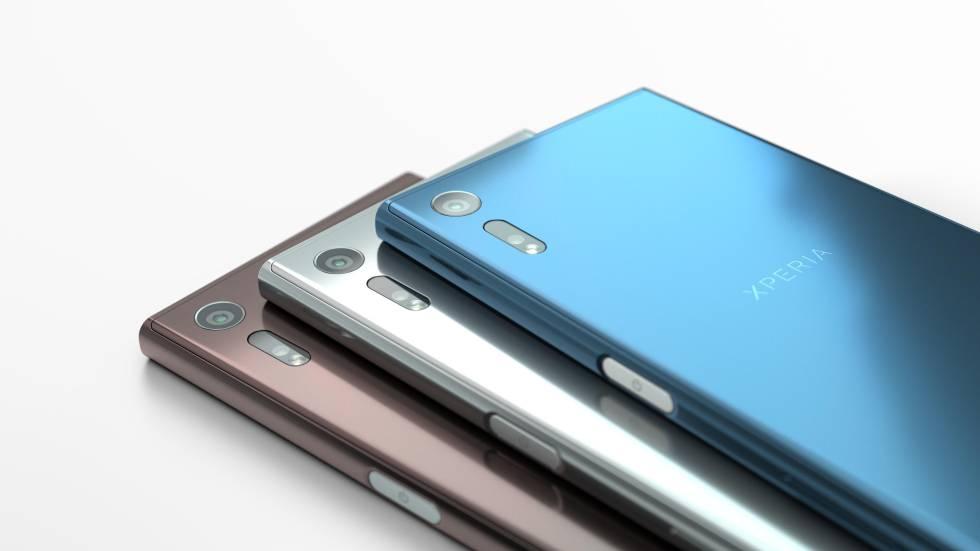 7bc2357a302 Sony Xperia XZ usa un tipo de aluminio que aporta acabados más brillantes.