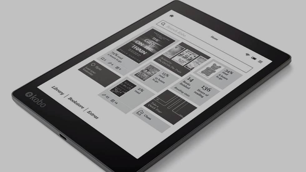 Kobo Aura One, la alternativa (real) al Kindle | Tecnología | EL PAÍS